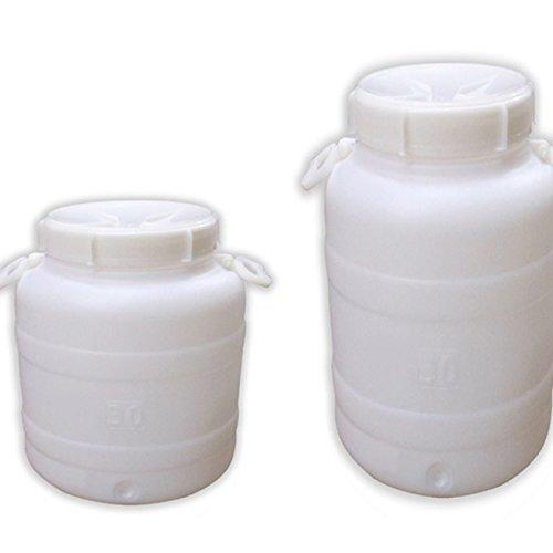 BL30./Schaft mit breiter /Öffnung Ecoplast Kunststoffbeh/älter zur Aufbewahrung von Fl/üssigkeiten Modell