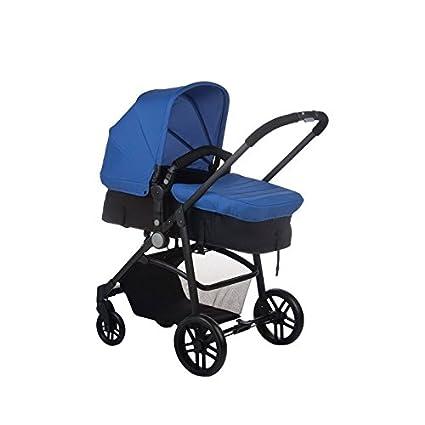 Cochecito bebé Roller azul