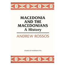 Macedonia and the Macedonians: A History