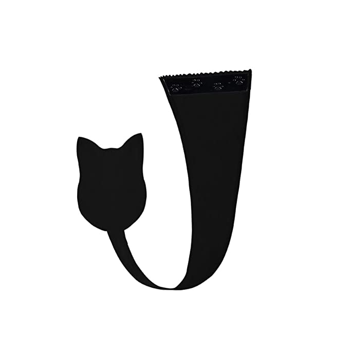 64b304d51d45 Womens C-String Invisible Thongs Seamless Strapless Thong Panties (Cat)  (Black): Amazon.co.uk: Clothing
