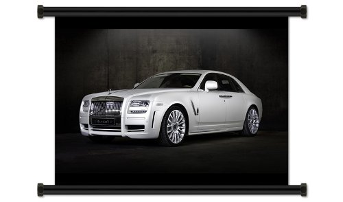 rolls-royce-ghost-fabric-wall-scroll-poster-32-x-24-inches