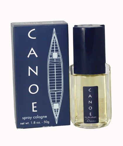 Canoe by Dana for Men 1.8 oz Eau de Cologne Spray
