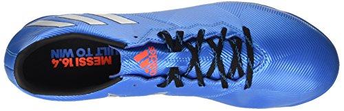 adidas Messi 16.4 In, Botas de Fútbol para Hombre Azul (Azuimp / Plamat / Negbas)