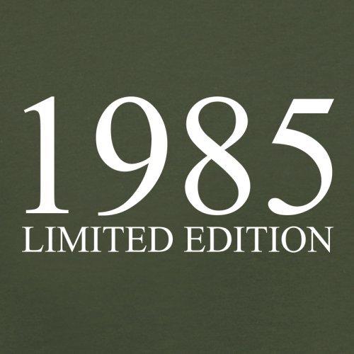 1985 Limierte Auflage / Limited Edition - 32. Geburtstag - Herren T-Shirt - Olivgrün - M