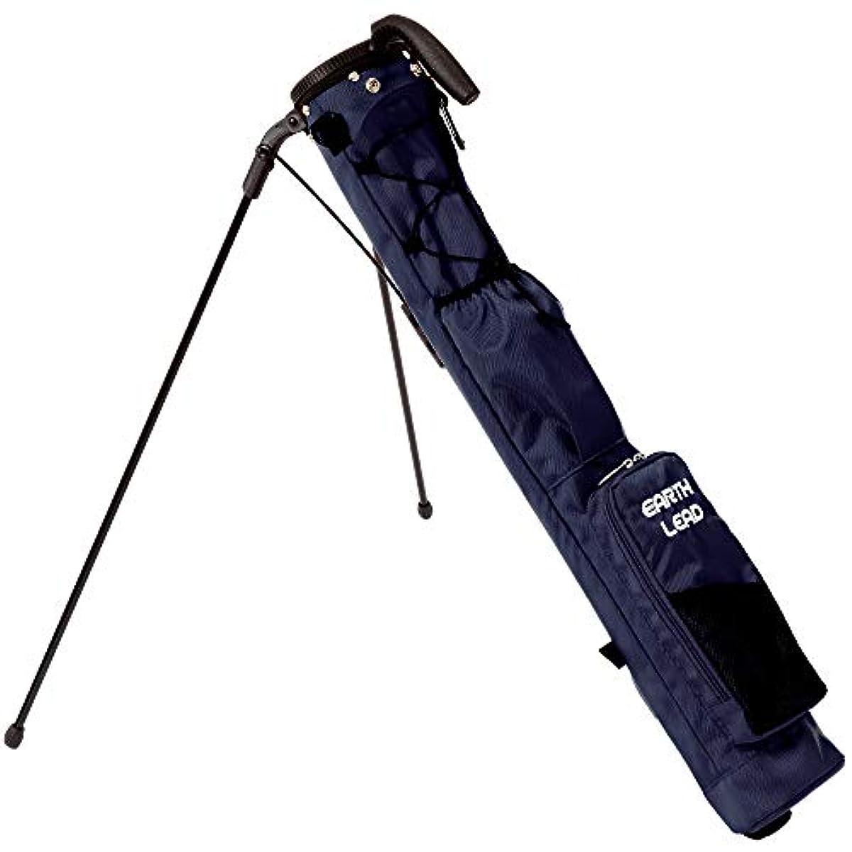 [해외] 【EARTH LEAD】골프 클럽 케이스 셀프 스탠드 클럽 케이스 후드&대형 포켓 첨부 와 초경량 저 중심 안정감 발군