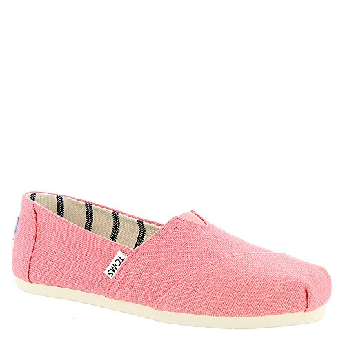 TOMS Womens Classic Casual Shoe Cactus Flower Heritage Canvas n10Oihf