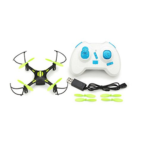 Quickbuying Upgraded drones Eachine H8 3D Mini 2.4G 4CH 6Axle Inverted Flight One Key Return RC Quadcopter RTF model 2