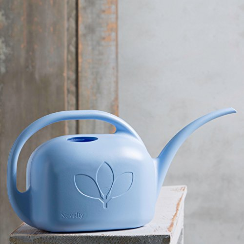 Indoor Watering Can, 1 Gallon, Sky Blue