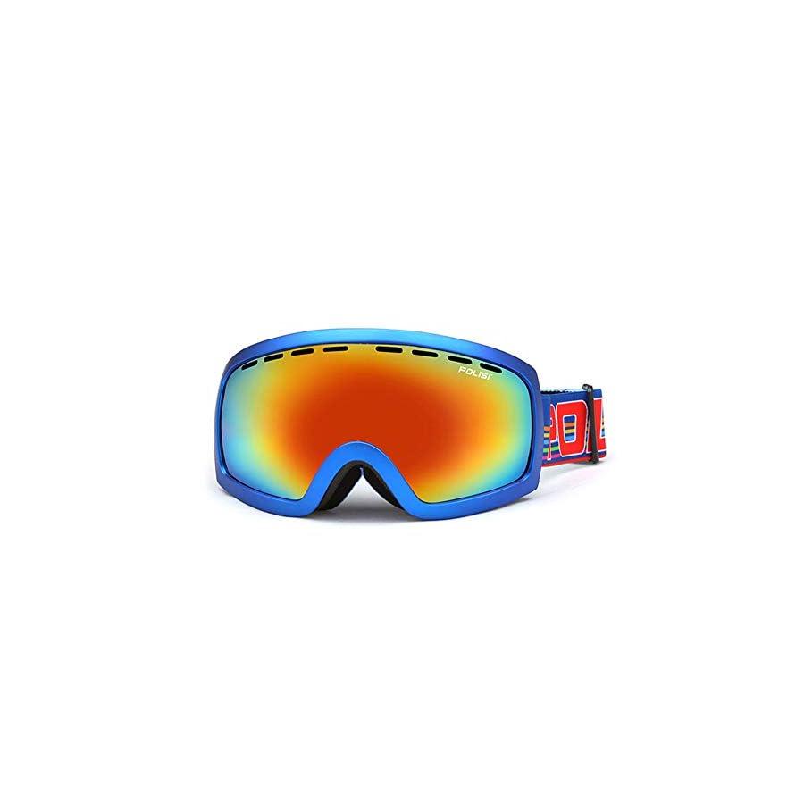 He yanjing Ski Goggles ,UV Protection , Anti Fog Snow ,Snowboarding Goggle for Men Women Youth ,Ski Goggles Winter Snow Sports Snowboard Goggles