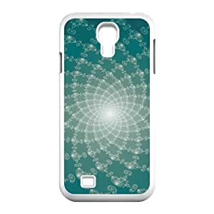 Samsung Galaxy S4 Cases Abstract 42 for Guys, Samsung Galaxy S4 Cases for Women for Guys [White]