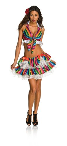 Secret Wishes Costume Day of the Dead Sexy (Sexy Day Of The Dead Costumes)