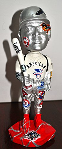 2003 Official Head - American League rare Official MLB 2003 All star Game Commerative baseball Bobble Head