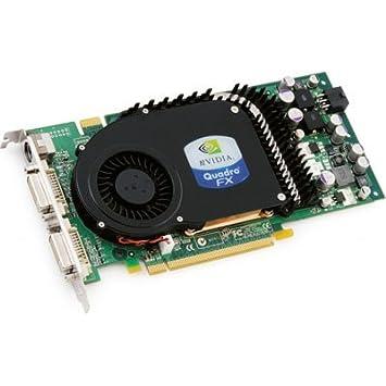 HP Nvidia Quadro FX 3450 SLI tarjeta gráfica 256 MB 3840 x ...