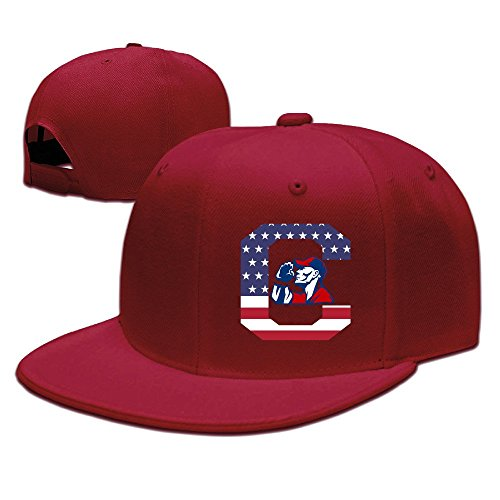 John Usa Flag Cena Superstar Baseball Flat Bill Hat Hiphop Adjustbale Cap