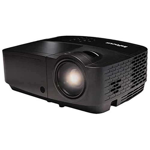 InFocus Corporation IN112a SVGA DLP Projector, HDMI, 3200...