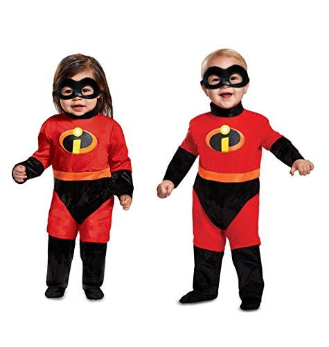 Infant Incredibles Jack Jack Infant Costume - 12-18 Months - Halloween -