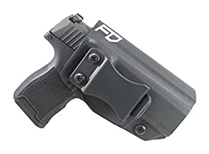 Fierce Defender IWB Kydex Holster Sig P365 Winter Warrior Series -MADE IN USA-