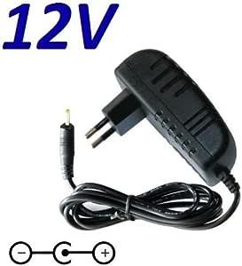 Cargador Corriente 12V Reemplazo Tablet Carrefour Touch CT1002 10