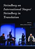 Strindberg on International Stages/Strindberg in Translation, Lysell, Roland, 1443854409