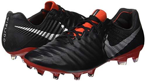 Nike De Legend Fg Elite Souliers Argent Lt noir Soccer 7 006 Mtallis Unisexes Crimson Noirs rXrqBwA