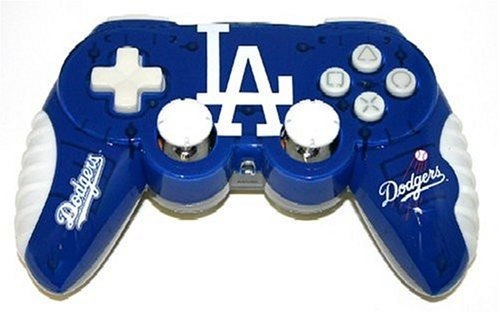 PlayStation 2 MLB Los Angeles Dodgers Pad Controller ()