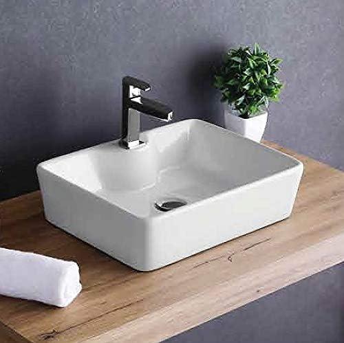 Lavabo de porcelana para baño,