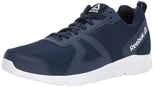 Reebok Mens Fithex Tr Sneaker Collegiate Navy / Bianco