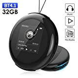 MP3 Player,32GB HiFi Lossless Music Player with Bluetooth 4.1,High Resolution Lossless Digital Audio