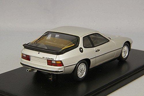 Amazon.com: Porsche 924 Turbo , silver, 1979, Model Car, Ready-made, Spark 1:43: Spark: Toys & Games