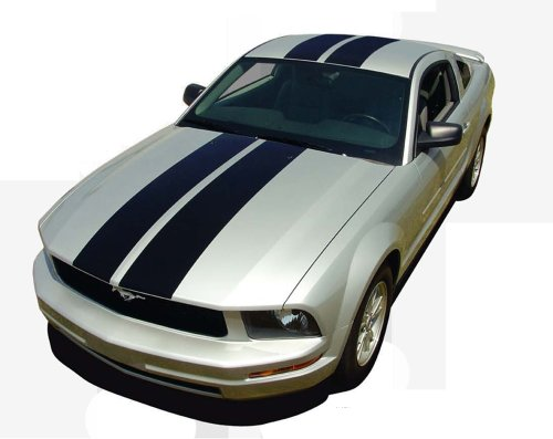 Mustang Lemans Stripe - WILDSTANG RACING 05-09 : 2005-2009 Ford Mustang