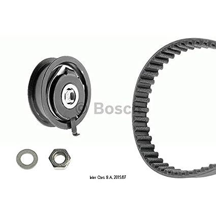 Amazon.com: Skoda Felicia II 2 Fun VW Polo Caddy BOSCH Timing Belt Kit 1.9L 1994-200: Automotive