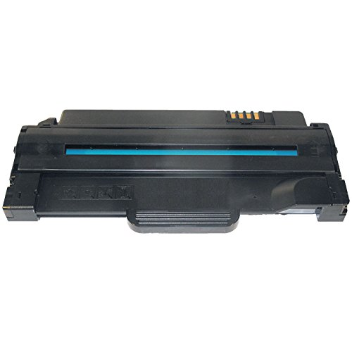 1135 Toner Cartridge (1 Inktoneram® Replacement toner cartridges for Dell 1130 / 1133 /1135 1130 1133 1135n Toner Cartridge High Yield replacement for Dell 330-9523 2.5K 1130 1130n 1133 1135n)