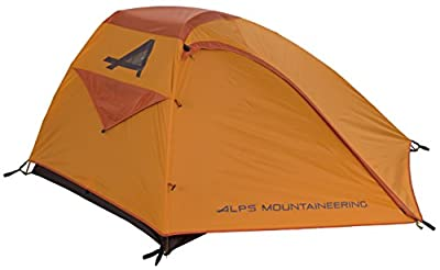 ALPS Mountaineering Zephyr 2 Backpacking Tent, Brown