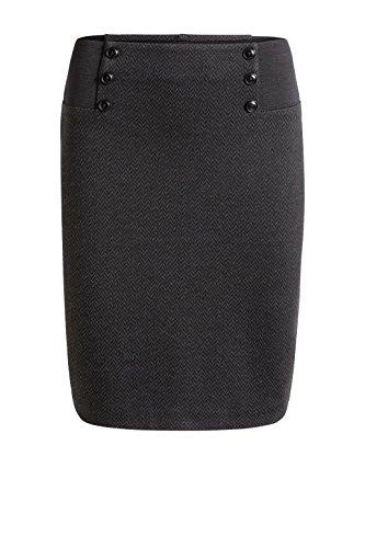 ESPRIT, Falda para Mujer Gris (gunmetal 015)