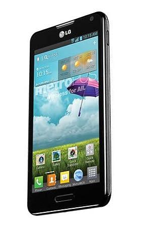 LG Optimus F6 D505 4G LTE Negro Libre