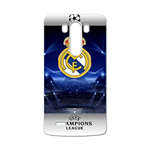 bayern munich real madrid Phone Case for LG G3