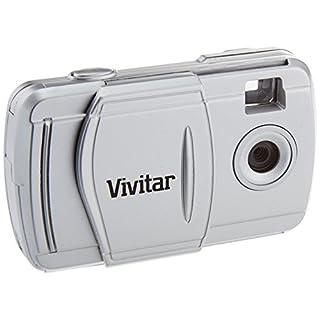 Vivitar V69379-SIL 3-IN-1 2 MP Digital Camera - Body Only (Silver)