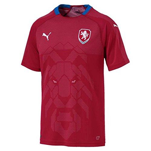 2018-2019 Czech Republic Home Puma Football Shirt