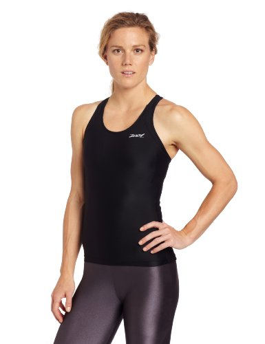 Zoot Sports Women's Performance Tri Racerback - Javier Gomez Bike