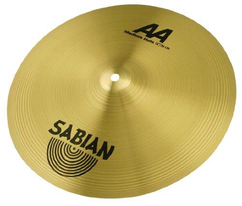 Sabian 14-Inch AA Regular Hats Cymbal