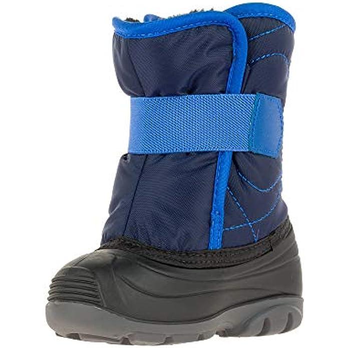 Kamik Unisex-Child Snowbug3 Snow Boot
