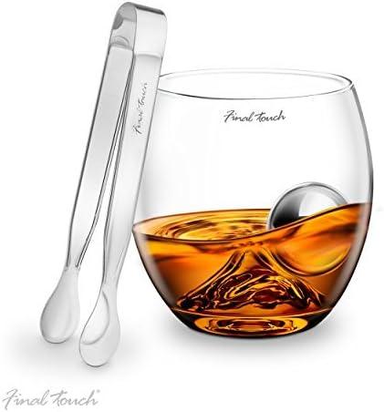 Final Touch Juego de whisky