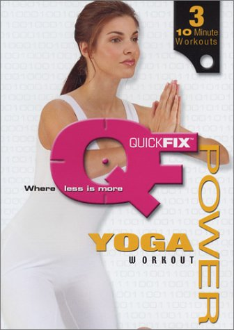 Quick Fix Power Yoga Workout product image