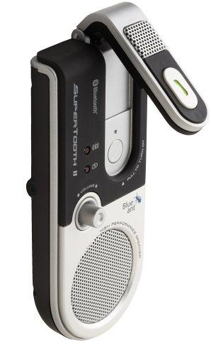BlueAnt Bluetooth Portable Handsfree Supertooth II Handsfree Speakerphone