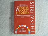 The New International Webster's Pocket Thesaurus of the English Language, Trident Press International, 1888777494