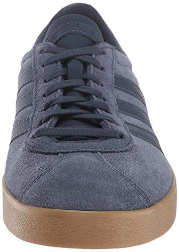 adidas VL Court Trace 2 0 Gum Trace Homme Blue Blue rrSwAxq7R