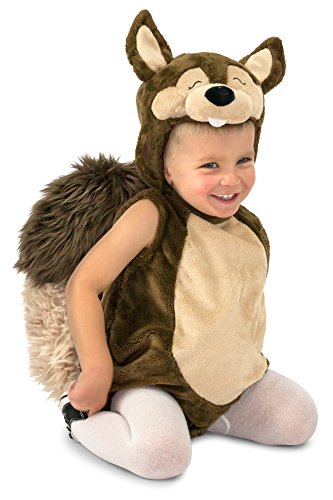 Princess Paradise Nutty the Squirrel Costume, 12 to 18 Months ()
