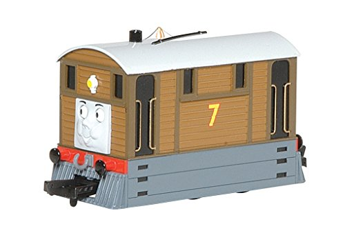 Bachmann Trains Thomas And Friends - Toby The Tram Engine With Moving Eyes (Radius Curve Bachmann Trains)