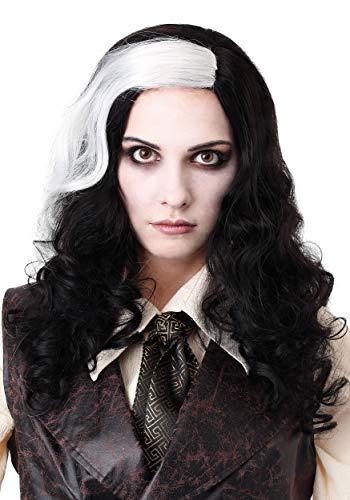 Fun Costumes Long Sweeney Todd Women's Wig Standard -