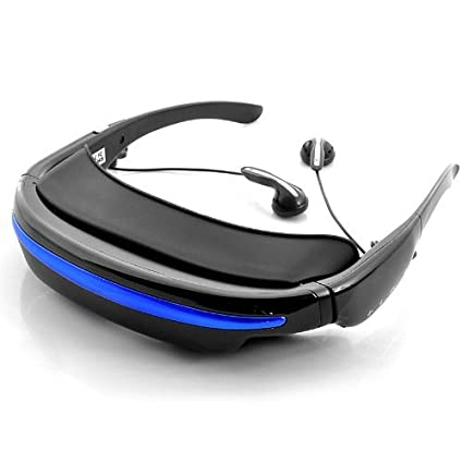 57372d2c9f3 BW Virtual Private Theater Video Glasses with 52 Inch  Amazon.co.uk   Electronics